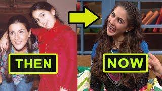 Gambar cover Top 7 Bollywood Star Kids Then And Now 2019 || Sara Ali Khan, Jhanvi Kapoor
