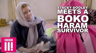 Forced To Carry A Suicide Bomb: Stacey Dooley Meets A Boko Haram Survivor