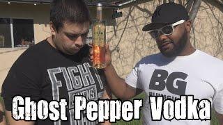 Don't Do That Chris - American Star Ghost Chili Vodka w/ BlumGum