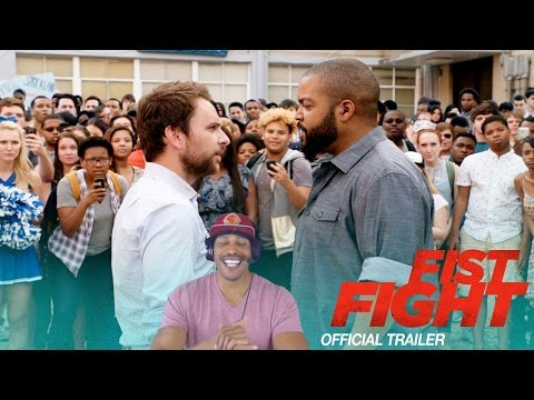 Fist Fight Official Trailer Review - Trill Theater