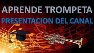 lecciones trompeta APRENDER A TOCAR LA TROMPETA | EJERCICIOS DE TROMPETA - PRESENTACION SECCION