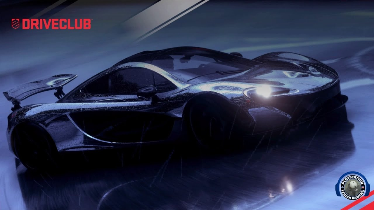 DriveClub New City Map PS4 HD Gameplay - YouTube on