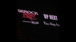 Three Days Grace - The Mountain Live at 98rockfest 2018