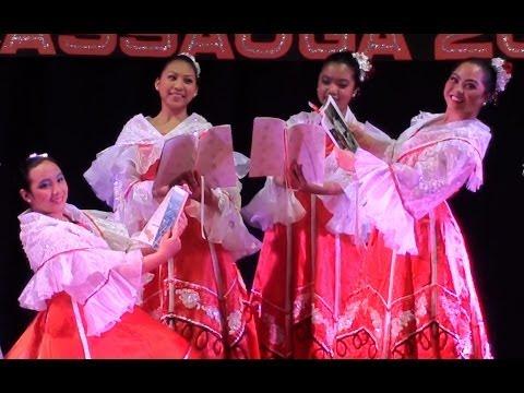 Philippines Traditional Dancing -  A Unique Cultural Fest