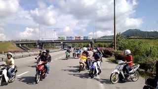 Konvoi (Jom Serbu Taiping, Perak) 08 JUN 2013