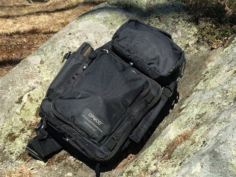 Low Cost High Function Edc Bag From Optics Planet Opmod Mcs Sling