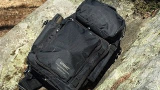 Low-cost, High-function Edc Bag From Optics Planet: Opmod Mcs Sling Bag