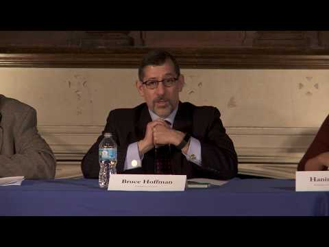 What the New Administration needs to Know About Terrorism & Counterterrorism – Panel 1