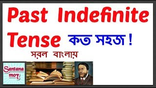 Past Indefinite Tense |  Simple Past Tense | Learn Tense with Examples in Bengali