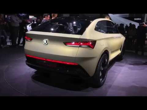 Škoda Vision E - BEV concept car