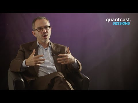 Quantcast Sessions - Kenneth Cukier on how big data will transform society - Part 1