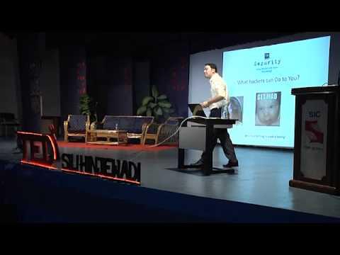 Why should we learn hacking | Sangeet Chopra | TEDxSIUHinjewadi