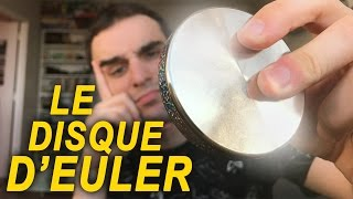 THIS OBJECT BLEW MY MIND! (Euler's Disk)