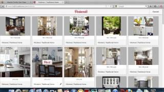 Adding Pin It Button - Pinterest Tutorial Firefox