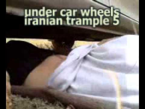 under car  wheels    iranian trample 5