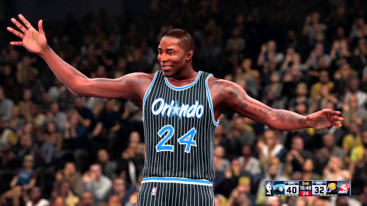 NBA 2K16 Jamal Crawford 4 point play