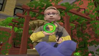 Stuart Little 3: Big Photo Adventure - PS2 Playthrough - Part 1 (no commentary)