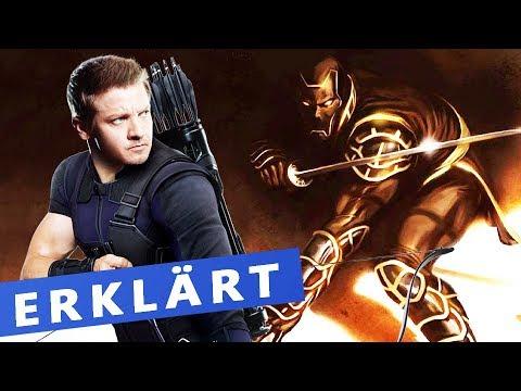 Avengers 3 Infinity War | Wird Hawkeye zu Ronin?