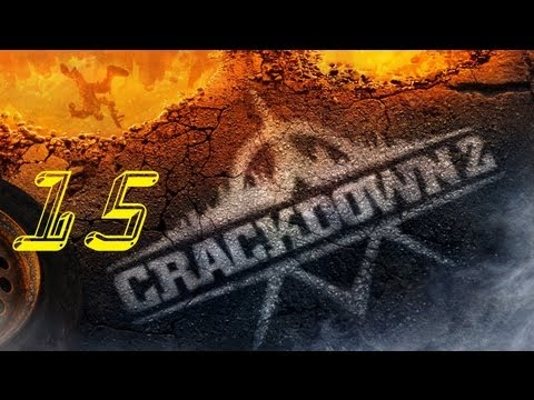 Crackdown 2  with Loony & erik - part 15 -  Wasted