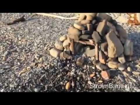видео: Походная баня своими руками