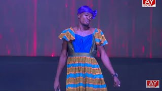 Jush2Funny aka Mama Felicia AYLive in Owerri