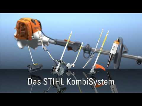 STIHL Kombisystem - YouTube