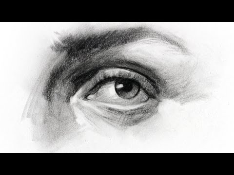 How To Draw Eyes - Structure