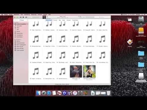 007 MP3 in M4A umwandeln in iTunes und richtig benennen