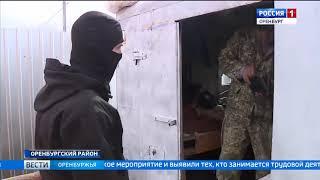 Поселок Приуралье в Оренбургском районе строят незаконные мигранты