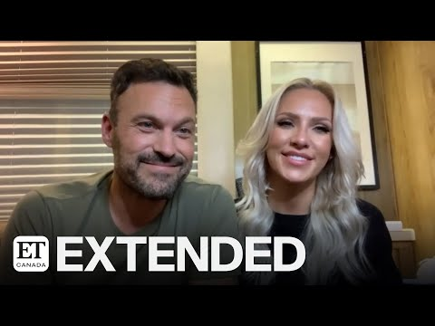 Brian Austin Green, Sharna Burgess On Balancing Work & Personal Life For 'DWTS' | EXTENDED