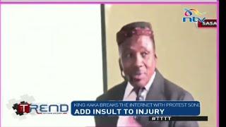 Wajinga Nyinyi: From Pastor Ng'ang'a's 'girlfriend' to Alfred Mutua's 'script' || #theTrend