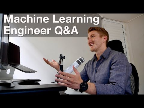 Self-taught Machine Learning Engineer AMA (live)