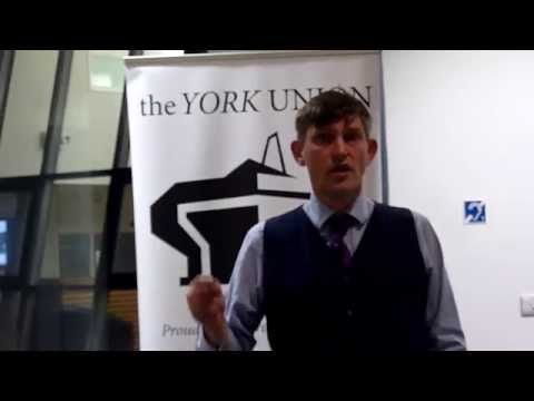 Gawain Towler - Britain would be better off out of the EU - The York Union