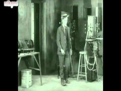 Golden Ego - A Theatre Disease (Tribute to Buster Keaton)