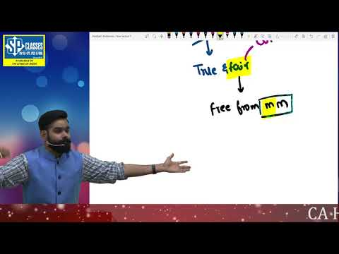 ONE DAY BEFORE EXAM REVISION OF CA IPCC / INTER AUDIT BY CA HARSHAD JAJU FOR MAY 2018 PART 1