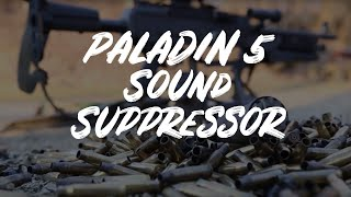 PALADIN 5, Sound Suppressor