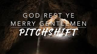 8D God Rest Ye Merry Gentlemen — Clamavi De Profundis | PitchShift