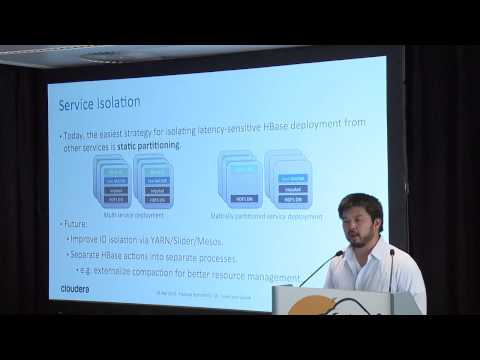 Multi-tenant, multi-cluster and multi-container Apache Hbase Deployments