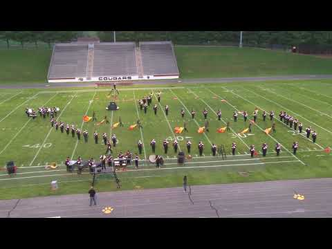 Pulaski County High School Golden Cougar Marching Band
