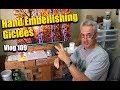 Hand Embellishing Giclees - vlog109