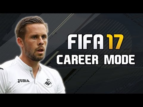 BRAND NEW SERIES! - FIFA 17 Swansea Career Mode - Ep1