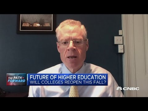 Washington and Lee University president on the colleges' plan to reopen