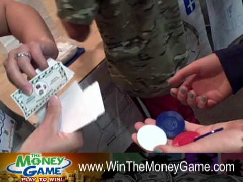 The Money Game...Revolutionary new financial education game.