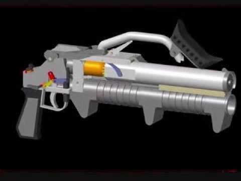 projet de GM 94 grenade launcher AIRSOFT ( fichier 3D )