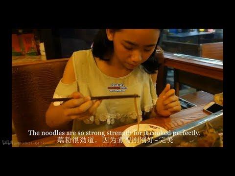 Foodie Qiuqiu--Nanning,China1:ZhongShan Road