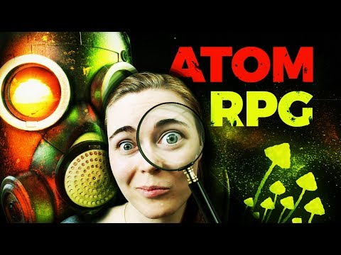 ( That Classic Fallout Itch! ) ATOM RPG - Post-Apocalyptic Soviet Russia