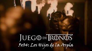 Juego de Tronos 5x04: Los Hijos de la Arpía [TRÁILER SUBTITULADO]