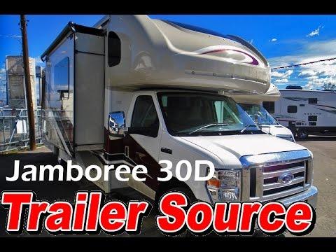 2017 Fleetwood Jamboree 30D - Walkthrough - Trailer Source Inc