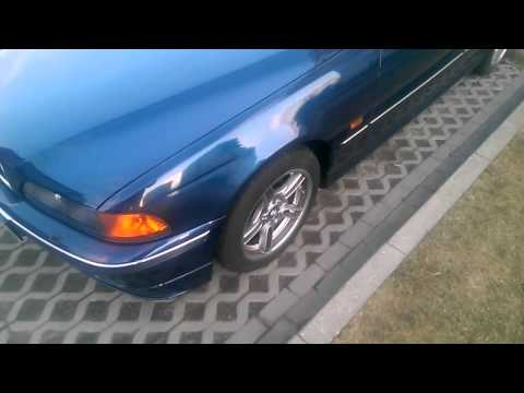BMW 5 Series E39 Double Flash, Hazard Lights Blinkers