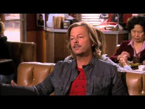 Russel and Jeff on Marriage. (Rules of Engagement - The date for the marriage has been set)